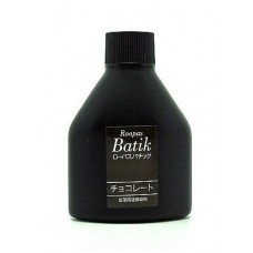 Краска для кожи Roapas Batik на водной основе Япония 100ml цвет Chocolate