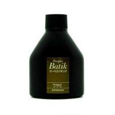Краска для кожи Roapas Batik на водной основе Япония 100ml цвет Wasabi