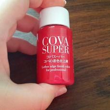 Краска для уреза кожи Cova Super красная