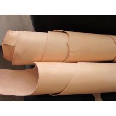 Кожа растительного дбления 1,5-2мм полушкура (качество среднее)