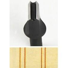 Двойное лезвие для поворотного ножа (2 мм)