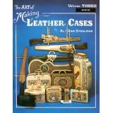 Книга по работе с кожей Тhe art of Making Leather cases Vol.3 1987