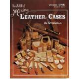 Книга по работе с кожей The art of Making Leather cases Vol.1 1979