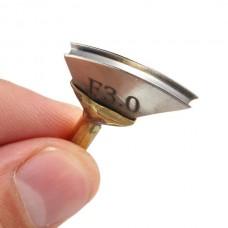 Насадка (утюжок) на паяльник для обработки края кожи F3 2.5mm