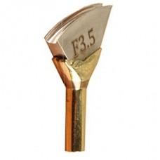 Насадка (утюжок) на паяльник для обработки края кожи F3.5 3mm