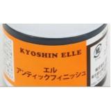 Краска Kyoshin Elle antique finish для кожи цвет Black
