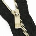 Молния для кошельков, сумок и клатчей Excella 3х50см (никель)