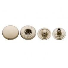 Кнопка альфа HASI HATO никель 10мм