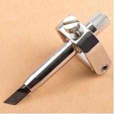 Инструмент для затачивания лезвий поворотного ножа