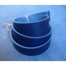 Полоса ременная 40мм темно синий