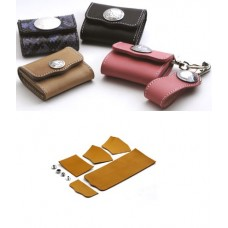 Набор для изготовления мини-кошелька монетницы, цвет - натуральный