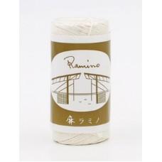 Нить вощеная для кожи Ramino japan made 20/3 0.8мм, синий