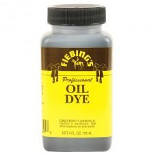 Краска для кожи Fiebings Oil DYE цвет тан 100гр. (разлив)