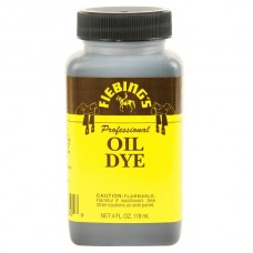Краска Fiebing's oil dye walnut 118 мл