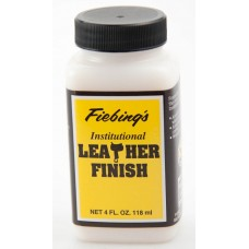 Финиш для кожи Institutional Leather Finish, 118мл