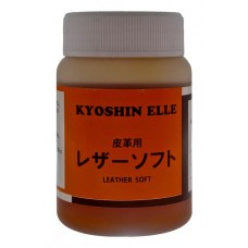 Смягчитель для кожи Kyoshin Elle на масляной основе 100 гр. LEATHER SOFT.
