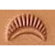 Штамп для кожи D435-2