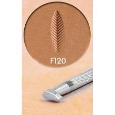 Штамп для кожи F120