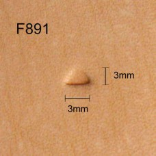Штамп для кожи F891