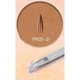 Штамп для кожи F902-2