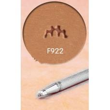 Штамп для кожи F922