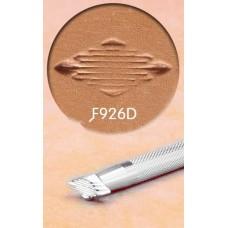 Штамп для кожи F926D