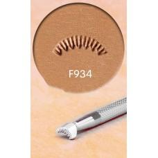 Штамп для кожи F934