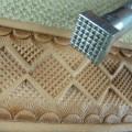 Штамп для кожи G605