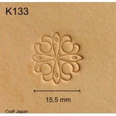 Штамп для кожи K133