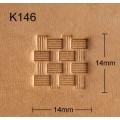 Штамп для кожи K146
