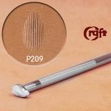 Штамп для кожи P209