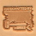 Штамп для кожи Handcrafted BY