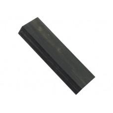 Черное дерево накладки для рукояти ножа 2шт.