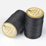 Нить вощеная для кожи Wuta, цвет черны, 0.65mm